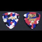 Steve Miller Space Cowboy Tour Multi-Color Guitar Pick