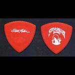 Steve Miller Red Guitar Pick