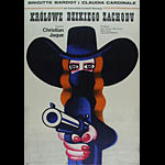 Wiktor Gorka Les Petroleuses - Legend Of Frenchie King Polish Movie Poster