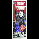 Print Mafia Body Count - Ice T Poster