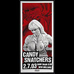 Print Mafia Candy Snatchers Poster