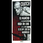 Print Mafia Clutch Poster
