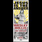 Print Mafia Wesley Willis Poster