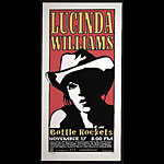 Print Mafia Lucinda Williams Poster
