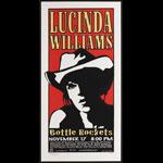 Print Mafia Lucinda Williams Handbill