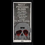 Print Mafia Most Precious Blood Poster