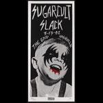 Print Mafia Sugarcult Slack Poster