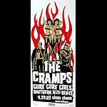 Print Mafia The Cramps Poster