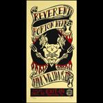 Print Mafia Reverend Horton Heat Poster