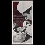 Print Mafia Shellac Poster