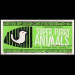Print Mafia Super Furry Animals Poster