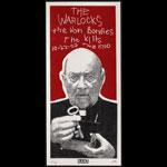 Print Mafia The Warlocks Poster
