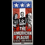 Print Mafia American Plague Poster