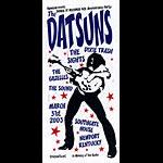 Print Mafia Datsuns Poster