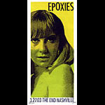 Print Mafia Epoxies Poster