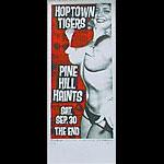 Print Mafia Hoptown Tigers Poster