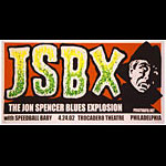 Print Mafia Jon Spencer Blues Explosion Poster