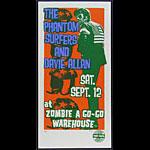 Print Mafia Phantom Surfers Poster