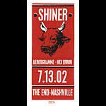 Print Mafia Shiner Poster