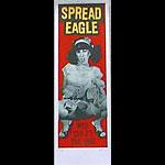 Print Mafia Spread Eagle Poster