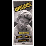 Print Mafia Supersuckers Poster