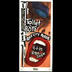 Print Mafia Toilet Boys Poster
