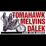 Print Mafia Tomahawk Poster
