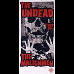 Print Mafia Undead Poster
