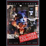 Dave McKean Alice Cooper The Last Temptation Promo Poster