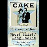 Cake Comfort Eagle Promo Poster