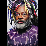 George Clinton MP3 Promo Poster