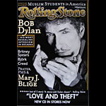 Bob Dylan Rolling Stone Cover Promo Poster