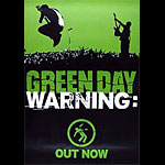 Green Day Warning Promo Poster