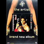 Prince New Power Soul Promo Poster