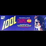 Billy Idol - Charmed Life Album Release Promo Poster