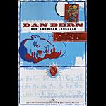 Dan Bern New American Language Promo Poster