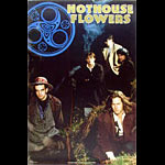 Hothouse Flowers Promo Poster