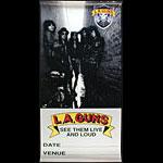 L.A. Guns Promo Poster