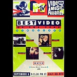MTV Video Music Awards Promo Poster
