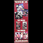 New Kids on the Block Promo Poster