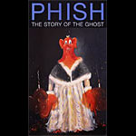 Phish The Story of the Ghost Promo Poster