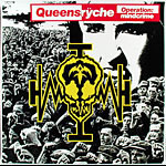 Queensryche - Operation: Mindcrime Album Release Promo Poster