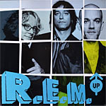 R.E.M. Up Album Release REM Promo Poster