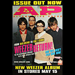 Weezer A.P. Photo Promo Poster