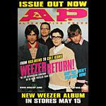 Weezer A.P. Alternative Press Photo Promo Poster