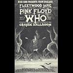 Carl Lundgren Fleetwood Mac postcard