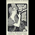 Carl Lundgren Steve Miller Blues Band postcard