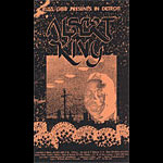 Carl Lundgren Albert King postcard