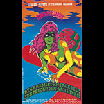 (An American Tragedy by) Donnie Dope Canned Heat postcard
