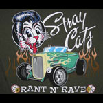 Stray Cats Rant n. Rave T-Shirt